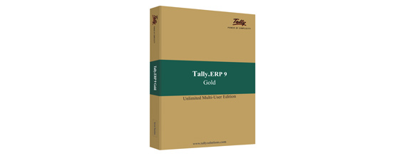 Tally Server 9 - Gold